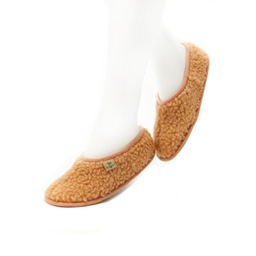 Тапочки BALLERINAS (ecoleather sole)