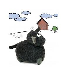 Подушка-игрушка SHEEP/CRAZY