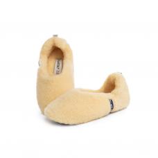 Тапочки SLIDY (ecoleather sole)
