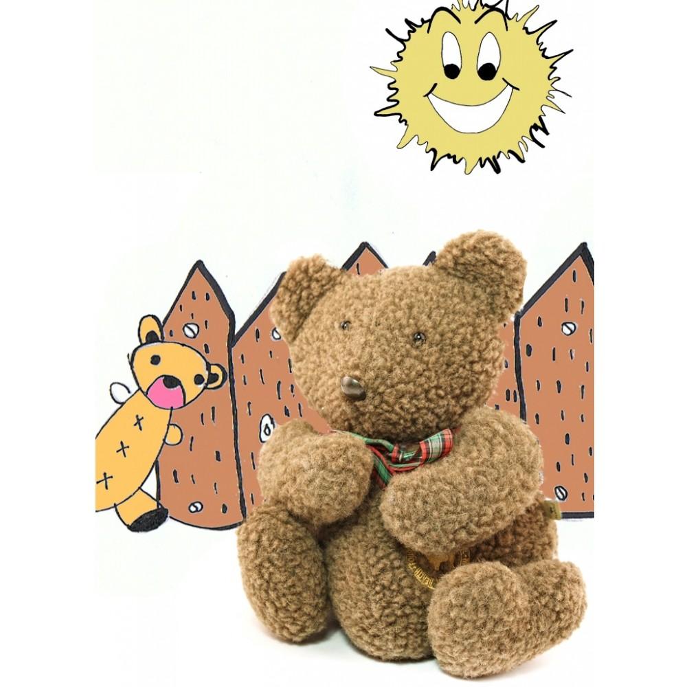 Подушка-игрушка BEARY
