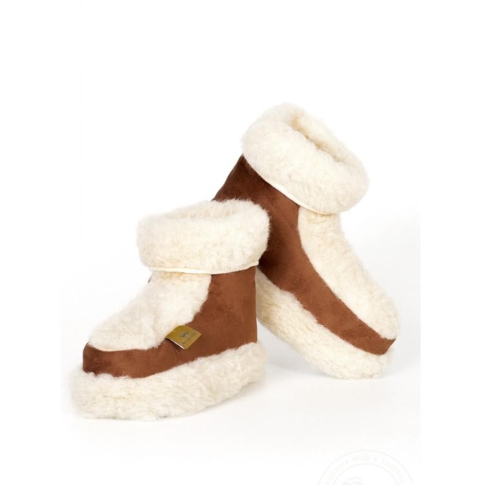 Тапочки SNOWYS/velour